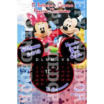 Imagen De Invitacion Mickey Y Minnie Mouse
