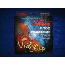 Vendo Cuerdas Para Violin Marca Alice A709