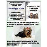 El Manual Del Yorkshire Terrier Y Adiestram Pdf 10 Libros +
