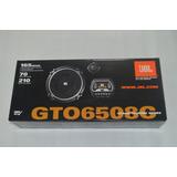 Componentes Jbl Gto6508c De 6 1/2 De 70 Rms-210 Watts -(par)