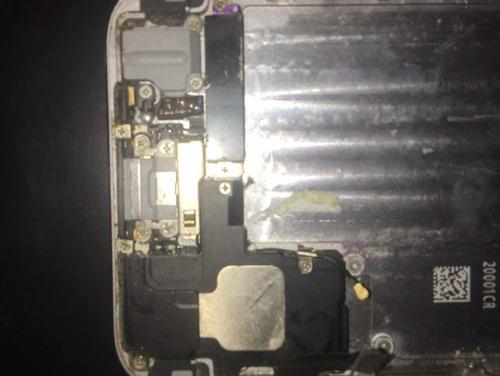Flex Pin De Carga De iPhone 6