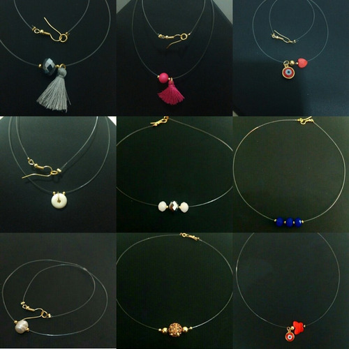 92999b35d18d Collares Fantasmitas Al Mayor Y Detal