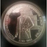 Moneda 100 Bs. Bicentenario Bolivar -  Ley 900. 31.10 Grms -