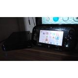 Consola Wii U (usada) Con Cuatro Juegos Original Sin Chipear