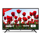 Televisor Aiwa 32  Led Hd Hdmi Isdbt