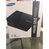 Unidad De Dvd Writer Externo Samsung Nuevo. Oportunidad!