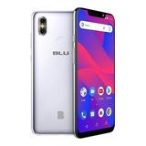 Celular Blu R2 Plus 2019 6.2 Hd+ +forro +huella 13+2mp (130)