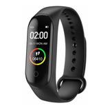 Smartwatch Band M4 Calorías Ritmo Cardiaco Presión Arterial