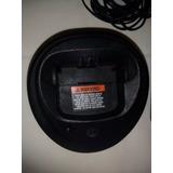 Cargador Para Radio Motorola Con Su Adaptador