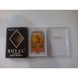 Cartas Españolas 100% Plásticas,originales,40 Cartas,royal