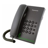 Telefono Oficina Casa Panasonic Kx-ts500 Mesa Pared Mdj