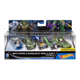 Carritos Hot Wheels Batman