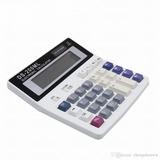Calculadora Ds-200ml Original 12 Digitos Oficina Solar Nueva
