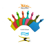 Aretes Para Ganado/becerros Allflex ( 10 Aretes )