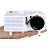 Mini Video Beam Hd Led Proyector Portable 60 Cine Nuevo