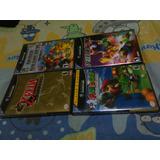 Gamecube + 1 Control + Zelda, Melee Y Otros + 1 Memory Card