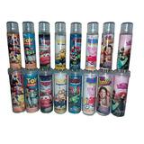 Colonia Perfumes Dama Y Caballero 125 Ml