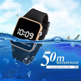Reloj Fashion Led Watch Digital Waterproof Unisex Deportivo