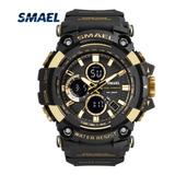 Reloj Smael Original Deportivo Caballero Dama Resistente