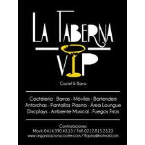 Cocteleria, Barras Moviles, Bartenders, Flair, Etc.