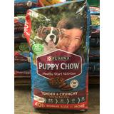Perrarina Para Cachorros Puppy Chow Importada