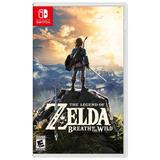 Nintendo Switch Zelda Breath Of The Wild Nuevo Y Sellado