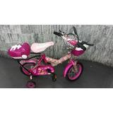 Bicicletas Rin 12 Para Niñas Y Rin 20 Nuevas