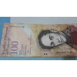 60 Billetes 100 Junio 2015 Serie Ba