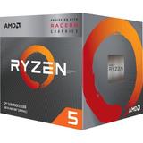 Procesador Amd Ryzen 5 3400g 4.2ghz 6mb 4 Core 8 Thread