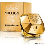 Perfumes Para Damas Paco Rabanne Lady Million