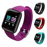 Reloj Smartband Id116 Plus Brazalete Ritmo Cardiaco Calorias