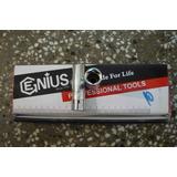 Dado Saca Bujia Drive 1/2 - 6 Puntas 5/8 - 16m Genius Tools