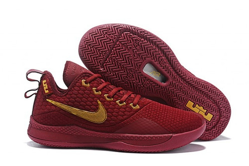 9d97c526 Zapato Nike Lebron Ambassador Witness Ix