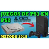 Chip Virtual Ps2 Carga Tus Juegos Ps2 Y Ps1 Por Usb