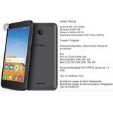 Smartphone Alcatel Tetra 4g En Caja Con Accesorios