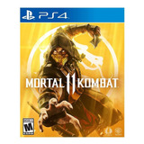 Mortal Kombat Xi Ps4 ¡ Totalmente Nuevo Y Sellado!