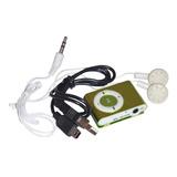 Reproductor Mp3 Shuffle Clip Portatil