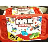 Lego Max 250/253 Piezas + Base De Construccion