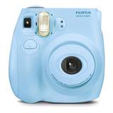 Camara Fujifilm Instax Mini 7s Instant Con Hojas Y Case