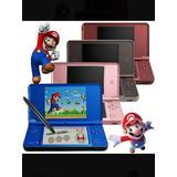 Nintendo Dsi Xl Oferta!!! Full! Cargador+lapiz+8gb+300juegos