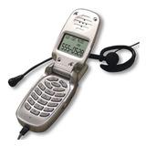 Mini Telefono Fijo Alambrico Audifono Para Cantv Sin Luz
