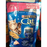 Gatarina Cat Chow Alimento Concentrado