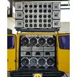 Difusor  Trompeta 2 Pulgadas Aluminio 18 Sound  Xr2064