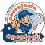 Cerrajería Openlock Cerraduras Y Algo Mas, C.a