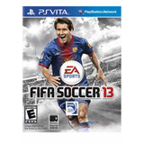 Juego Playstation Ps Vita Fifa 13 Original Sellado