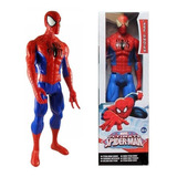 Muñeco Spiderman  Titan Hero Hasbro 30cm