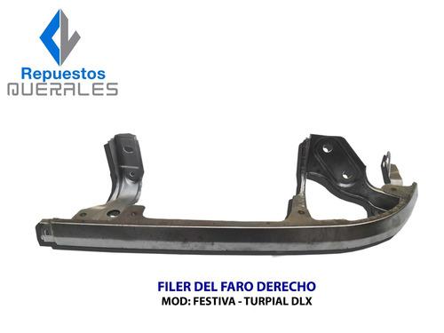 Filer Moldura Del Faro Festiva Turpial Dlx