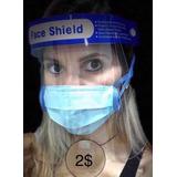 Protector Facial Careta Mascara