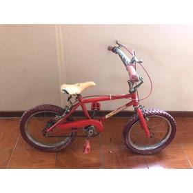 Bicicleta Para Niño Rin 16 Sin Cauchos
