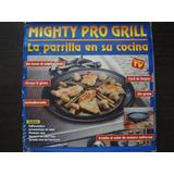 Parrillera Tipo Plato Para Cocina Mighty Pro Grill